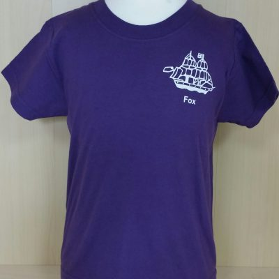 Fox PE T-Shirt Marlborough
