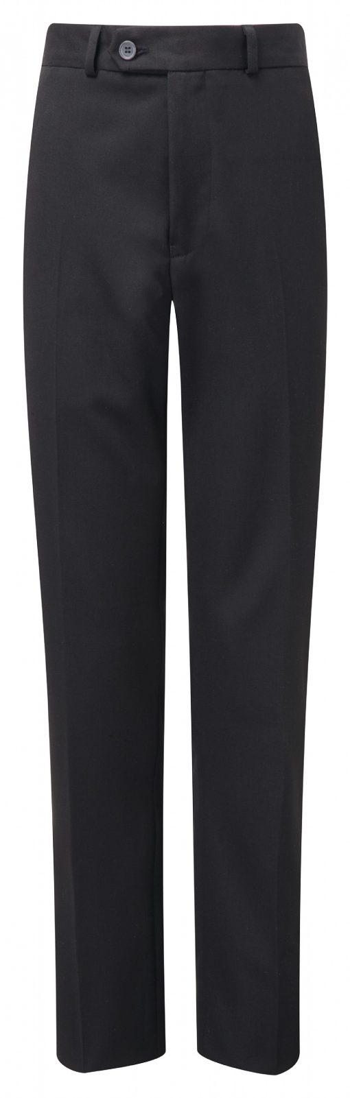Boys Navy Slim Bridge trouser