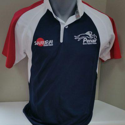 Penair Boys Rugby Shirt
