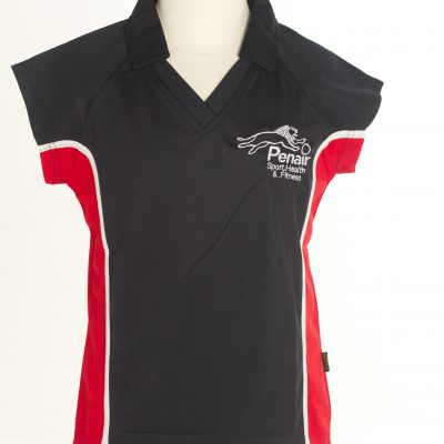 Penair Girls PE Polo